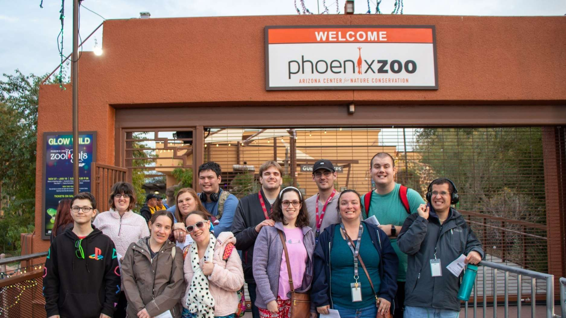 Phoenix Zoo First Place–Phoenix