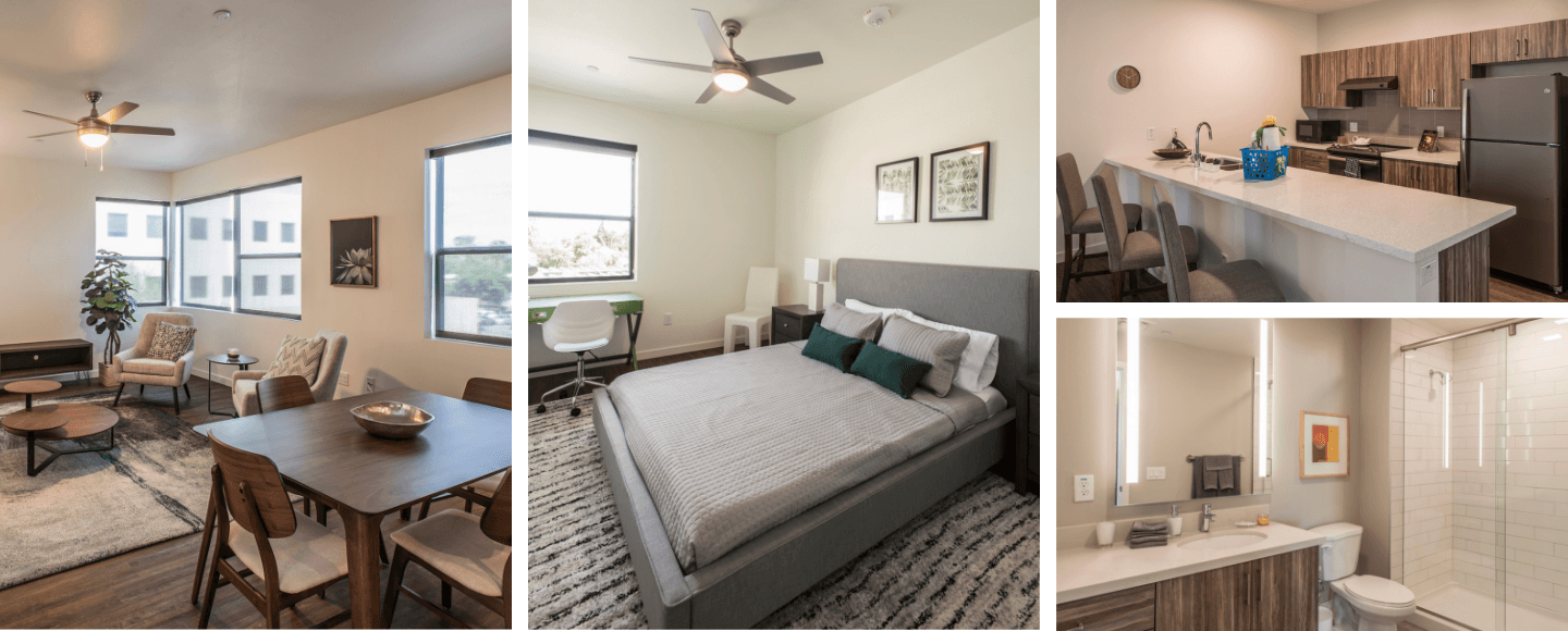 First Place–Phoenix Apartment