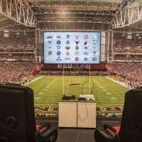 First Place–Phoenix Cardinals Game Room