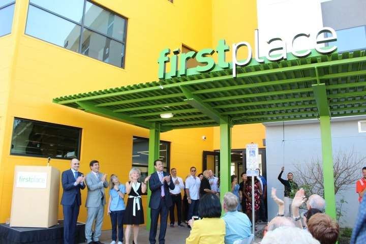 First Place–Phoenix Grand Opening