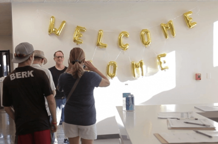 First Place–Phoenix Welcome Home