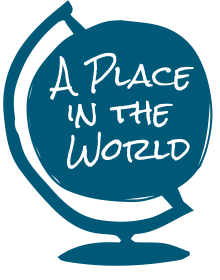 A Place in the World - Logo