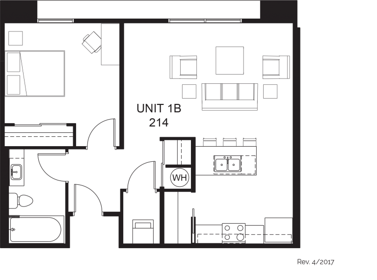 First Place Phoenix Apartments Floor Plans